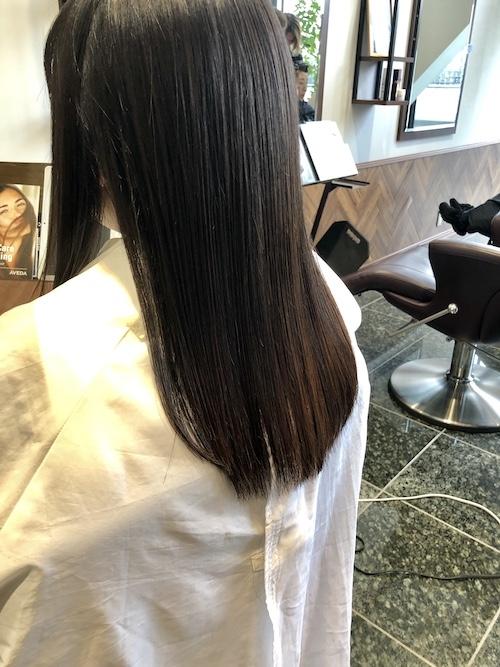 髪質改善トリートメント多摩センター
