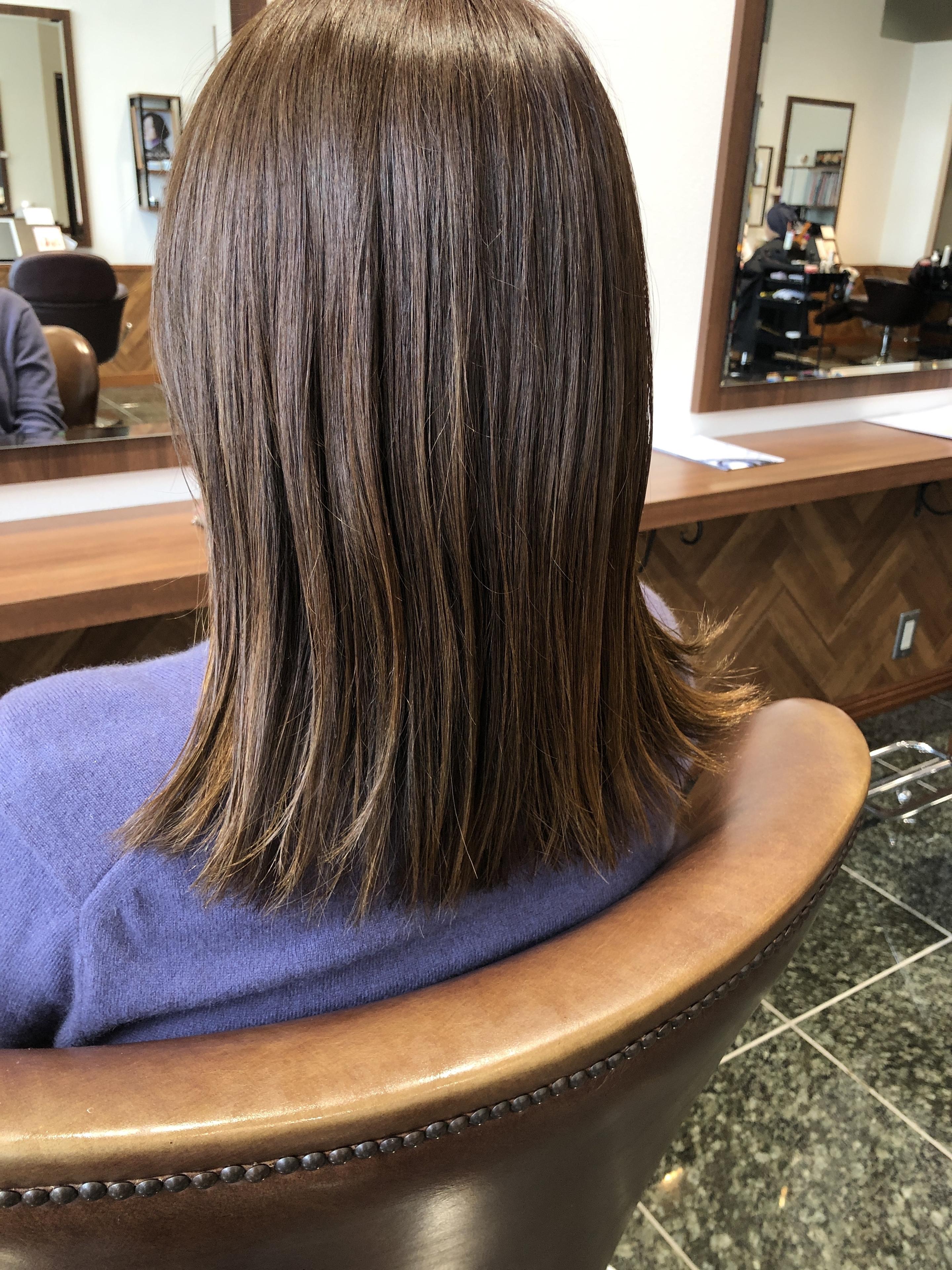 多摩センター美容室髪質改善トリートメント