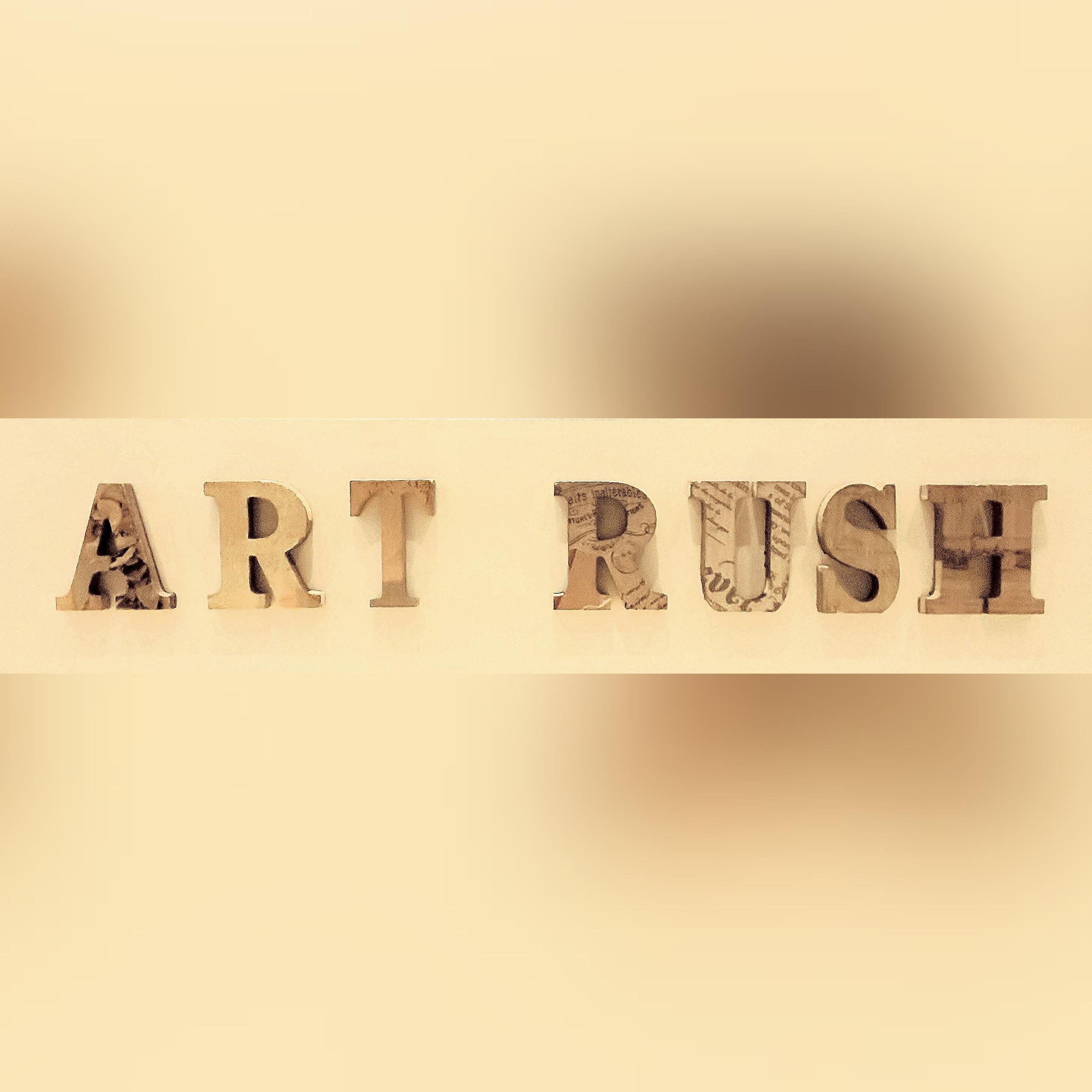 アートラッシュか