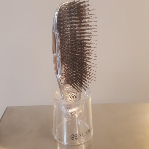 頭皮の歯ブラシ